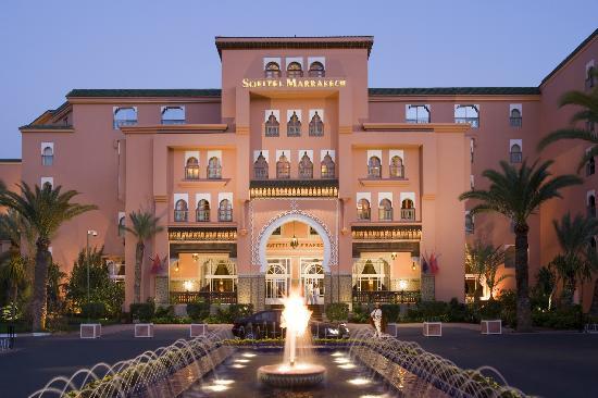 Hotel Sofitel Marrakech Booking